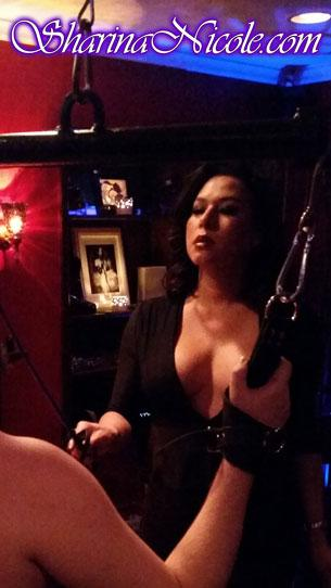 Minneapolis dominatrix Domina Christina bdsm domination