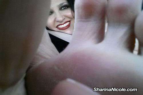 Mistress Sharina Nicole of Minneapolis Foot Fetish Sessions