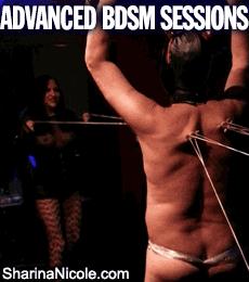 Advanced BDSM Sessions with Dominatrix Mistress Sharina Nicole Minneapolis, MN