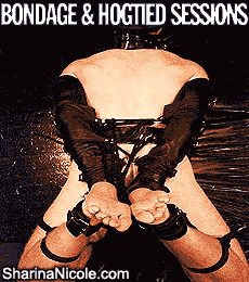 Bondage & Hogtied Sessions
