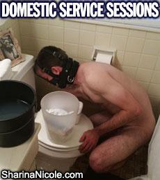 Domestic Service Sessions w/ Dominatrix Mistress Sharina Nicole in Minneapolis, MN