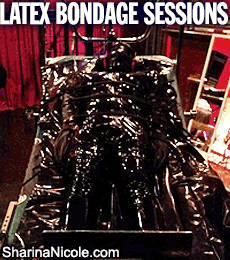 Latex Bondage Sessions in Minneapolis, Minnesota