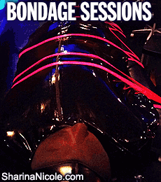 BDSM Latex  Rubber Bondage Sessions in Minneapolis, Minnesota