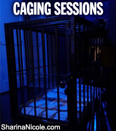 Minneapolis, Minnesota Caging & Solitary Confinement Sessions