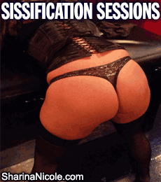 Sissification Sessions with Dominatrix Mistress Sharina Nicole