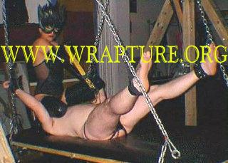 Mistress Sharina at Dungeon of Wrapture in Saint Paul, MN