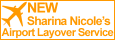NEW! Airport Layover Service