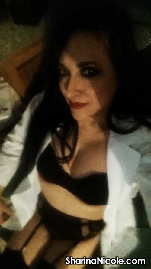 medical fetish & nurse fetish Sharina Nicole