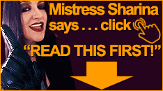 Minnesota Dominatrix Mistress Sharina Nicole: When scheduling a bdsm appointment session with me,'READ THIS FIRST!'